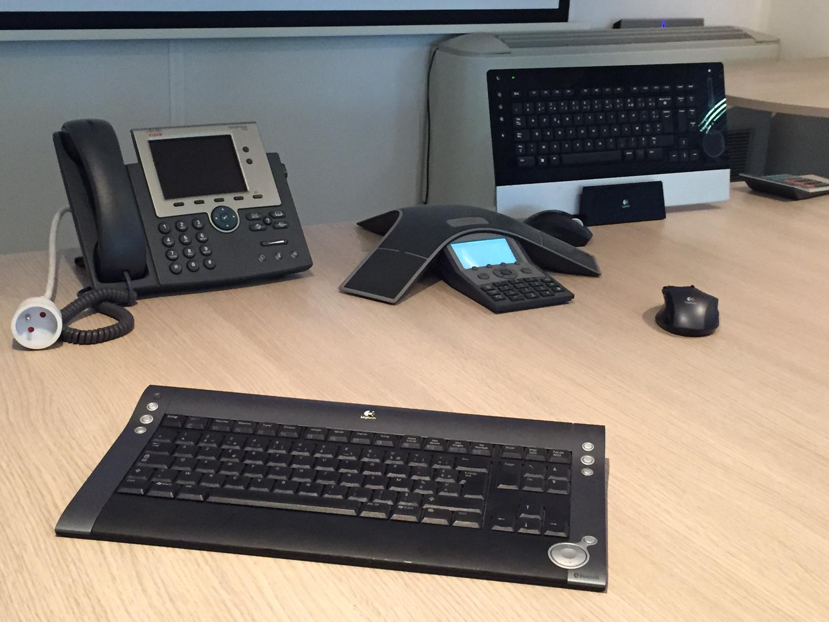 Bien préparer sa réunion avec du matériel informatique