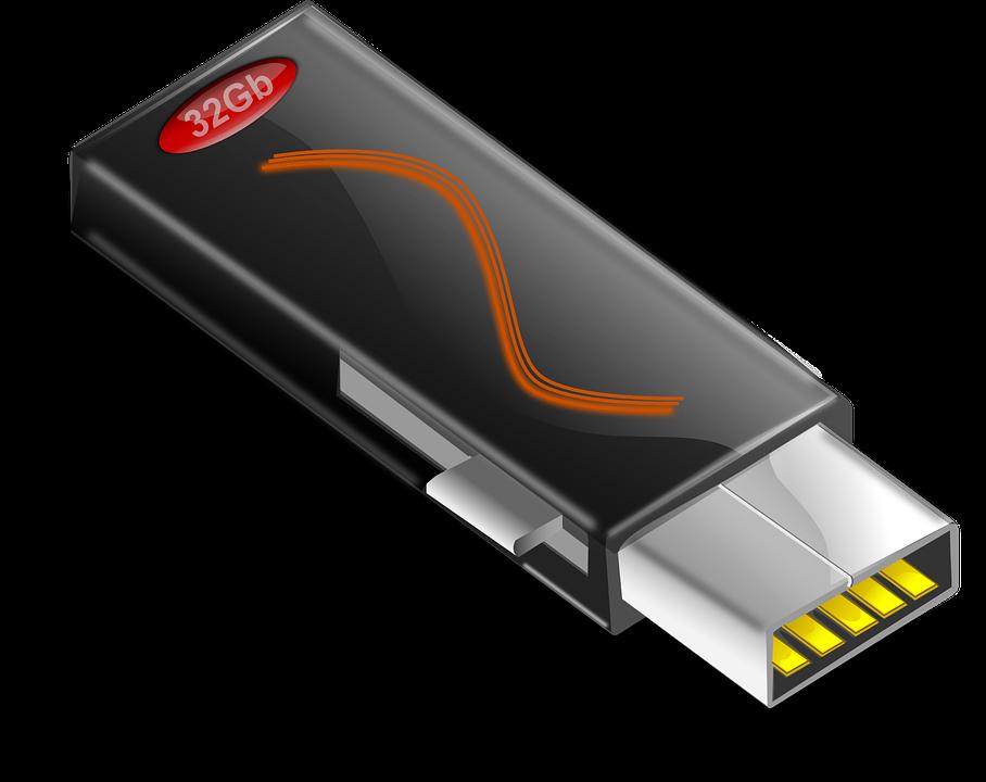 Astuces geek : Ayez toujours une clé USB sur vous