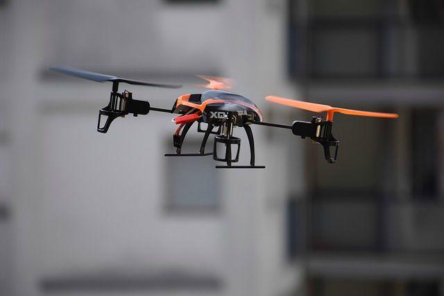 Tendance cadeau : offrez un drone radiocommandé !