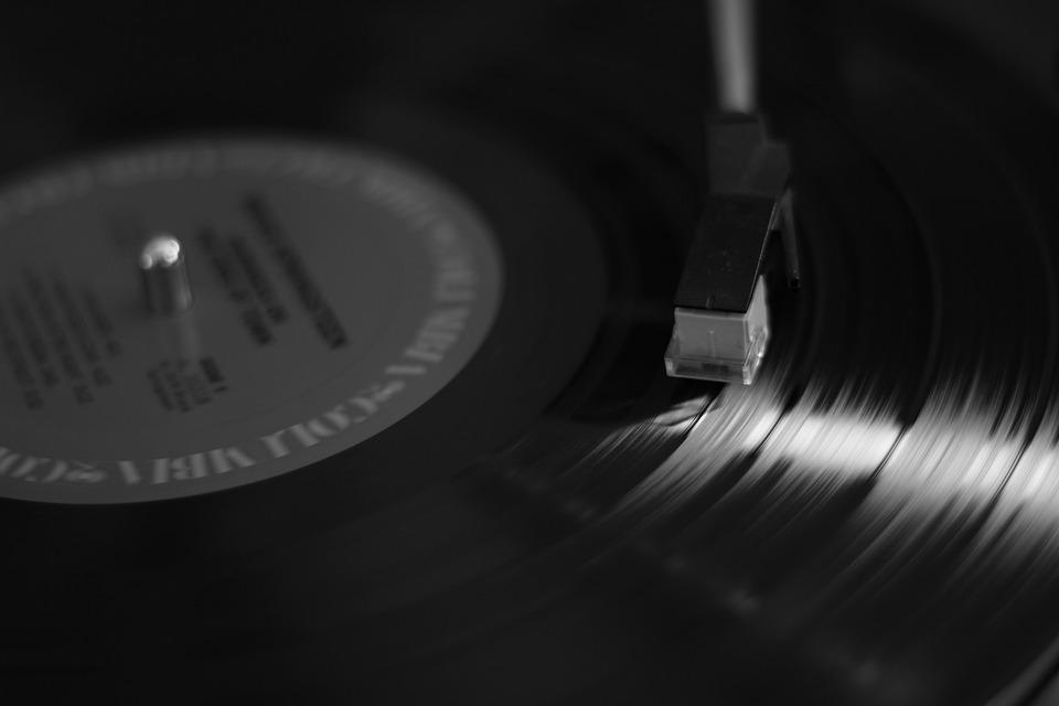 3 raisons d'acheter des vinyles